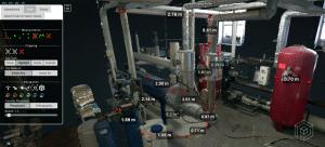 Technische Bestandsaufnahme im Viewer
